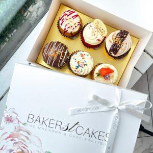 Eid Cupcake Gift Box